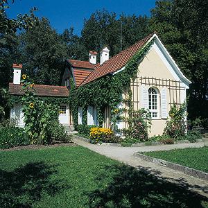 Die Gasteiger Villa bietet immer wieder interessante Ausstellungen